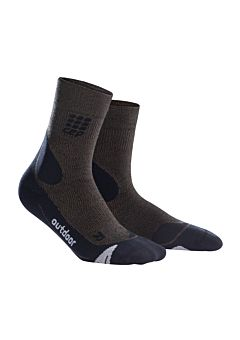 CEP dynamic+ outdoor merino mid-cut socks