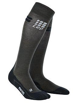 CEP pro+ riding merino sock