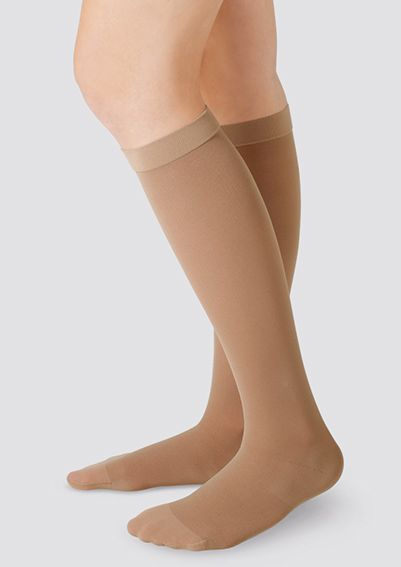ab53c170fa301b Juzo Hostess Kompressionsstrümpfe für leichte Beine